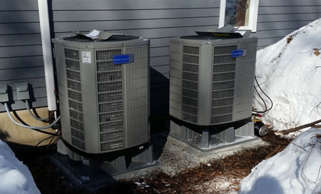 Preferred Air can recommend a heat pump that will be efficient while also saving money on energy bills.