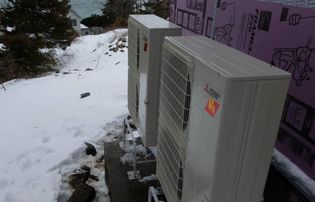 Multi H2i Heatpump Systems In Manchester Ma
