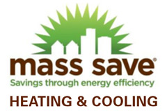 Mass Save Heating and Cooling rebates